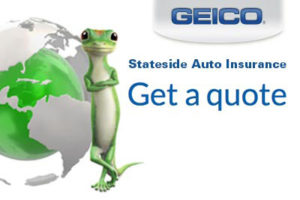 GEICO Stateside Quote